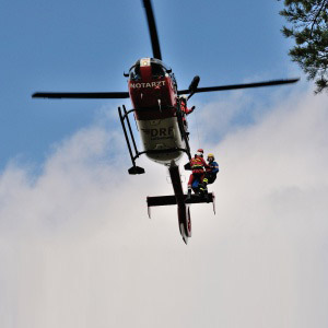 Helicopters BK117 B2