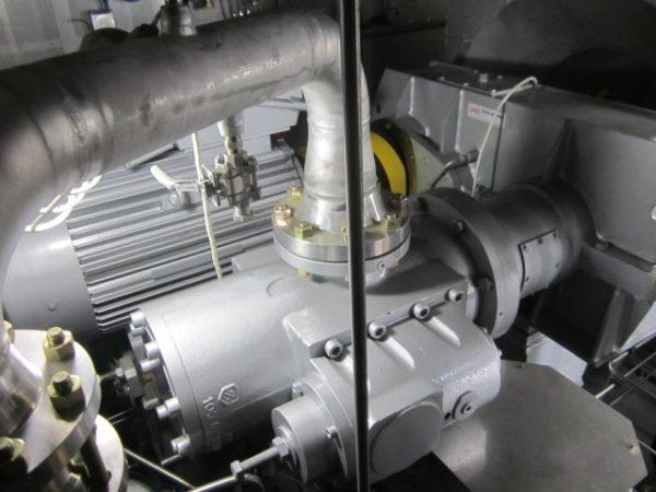 12MW GAS TURBINE