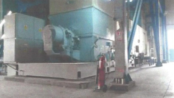 Rolls Royce RB211-24G 24872 KW Gas Generator, Dual Fuel