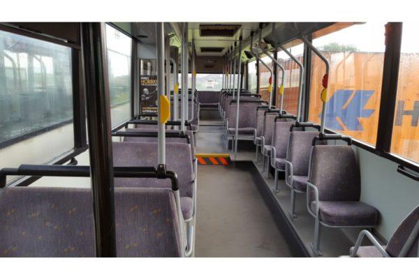 54 City busses For Sale