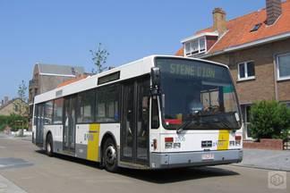 City busses Van Hool | Leomaschinen